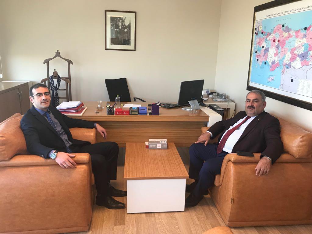 Aile ve Sosyal Politikalar Bakanlığı ASPB Daire Bşk Mustafa kulluk'u z...