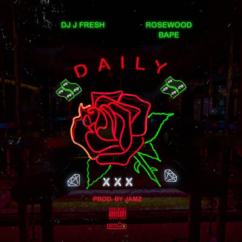 New @RosewoodBAPE x Dj J Fresh Available on SoundCloud. #Daily <br>http://pic.twitter.com/6HcZNRPNrd