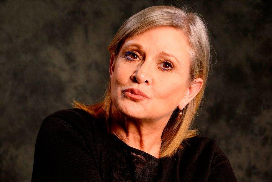 Carrie Fisher enviou uma língua de vaca para o produtor que assediou sua amiga https://t.co/8hD4M1ELkQ