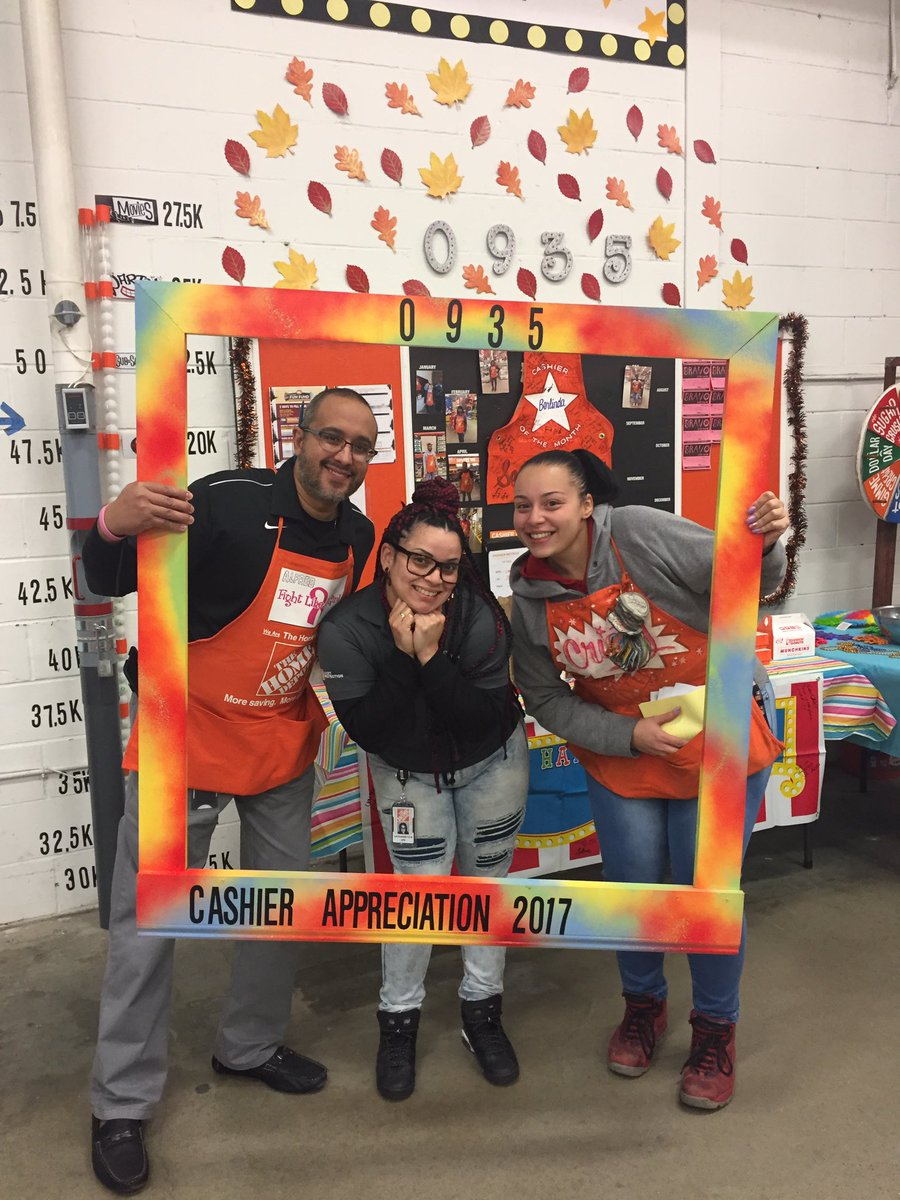 Home Depot Cashier Appreciation Certificates Wwwmiifotoscom