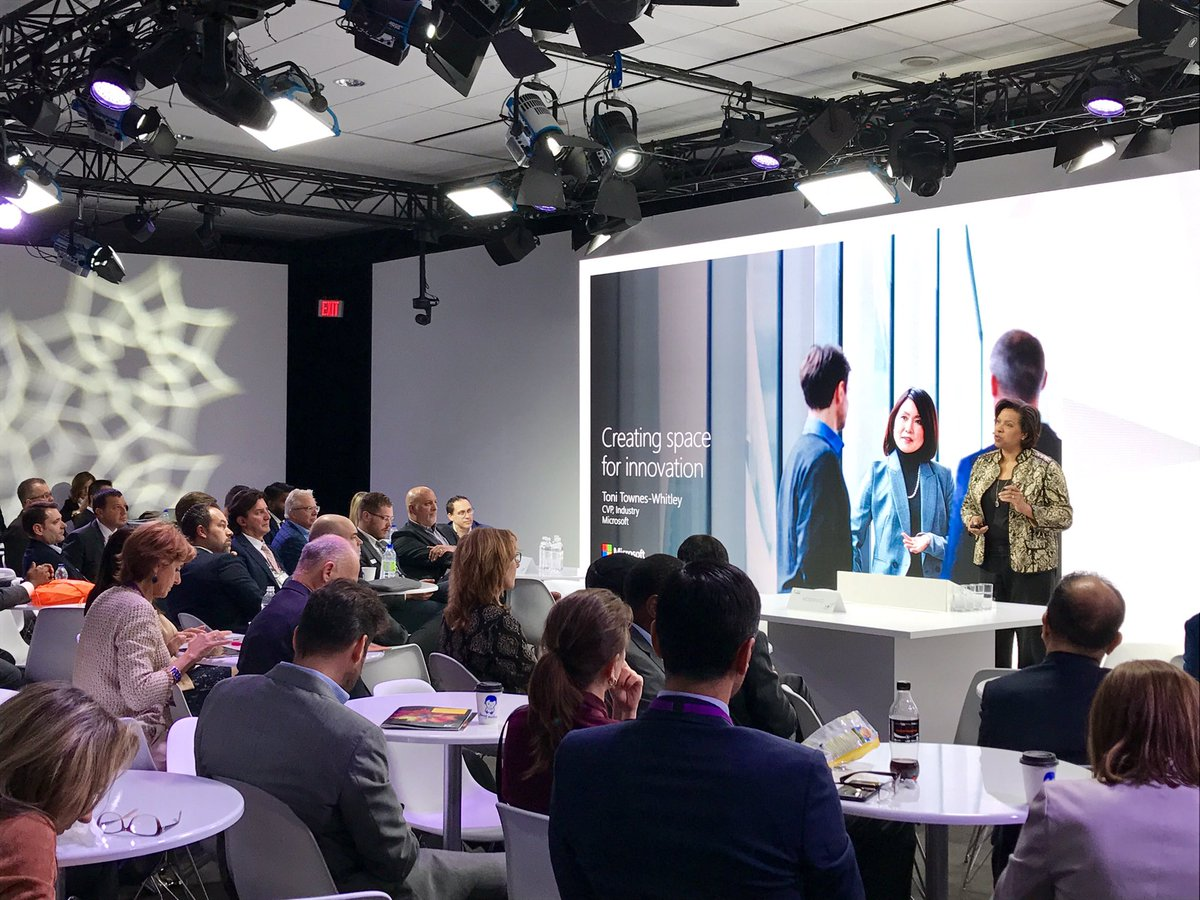 Your way 2 #digital #transformation:#empower staff,engage #customers,optimise operations &amp; transform #products. @Microsoft #sibos #innotribe<br>http://pic.twitter.com/NygduXHyY8