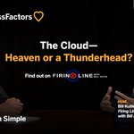 Has migrating to the #cloud left companies in heaven or a thunderhead? @dHRludlow and @BillKutik decide. https://t.co/sFVOwFLg6u