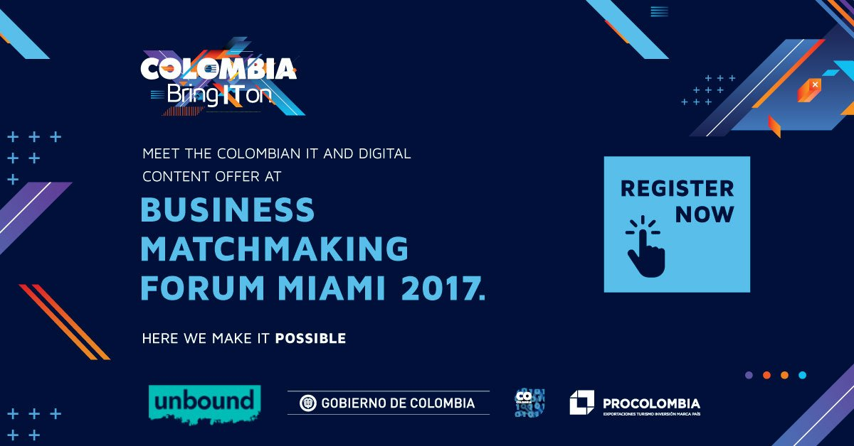 Colombian it business matchmaking forum