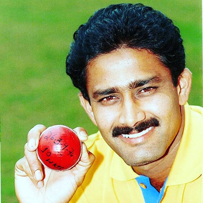 Sir, Anil Kumble Boss Happy Birthday 17 October 1970 (age 47)