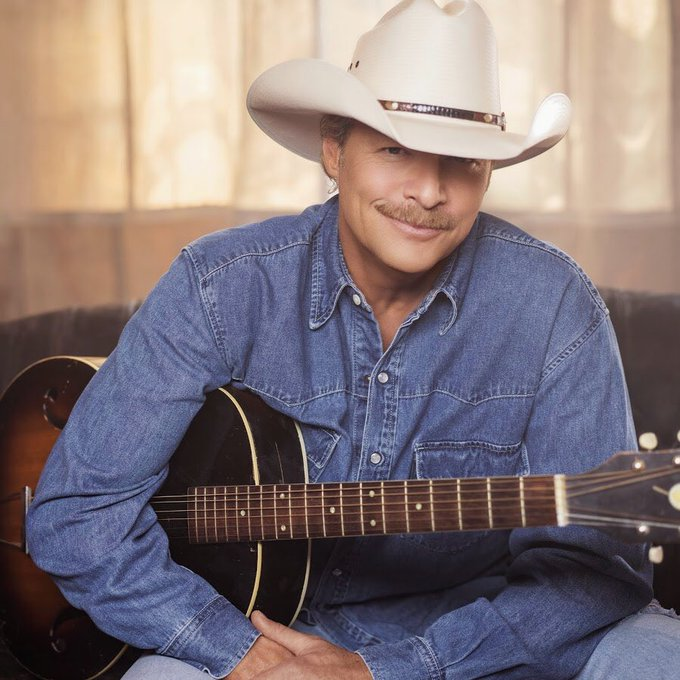 Happy 59th birthday to tho one and only Alan Jackson!