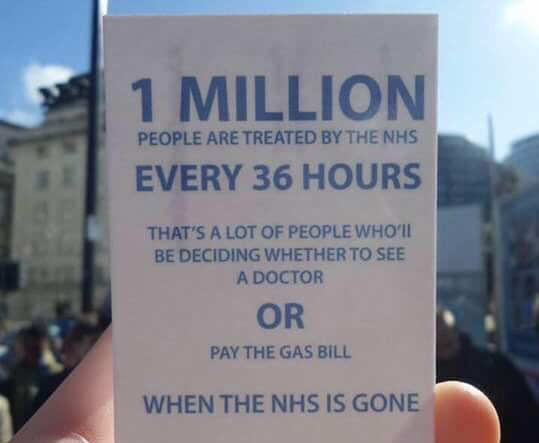 Did you know the NHS treats over a million people every 36 hours? That has to be worth fighting for #TuesdayThoughts <br>http://pic.twitter.com/xVvsXtw9jC