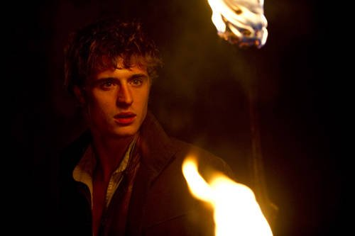Wishing Max Irons (seen here in RED RIDING HOOD)  a very Happy Birthday.