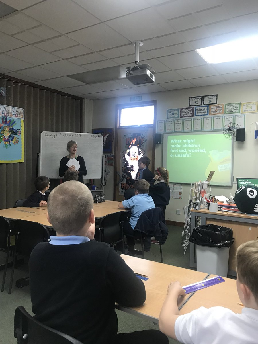 We had lots of great discussion with @NSPCC_Scotland about how to deal with situations we do not feel comfortable with. #building #resilience #SpeakUp #speakout <br>http://pic.twitter.com/ivsNz31kqD