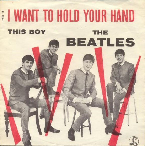 Hold your hand beatles lyrics