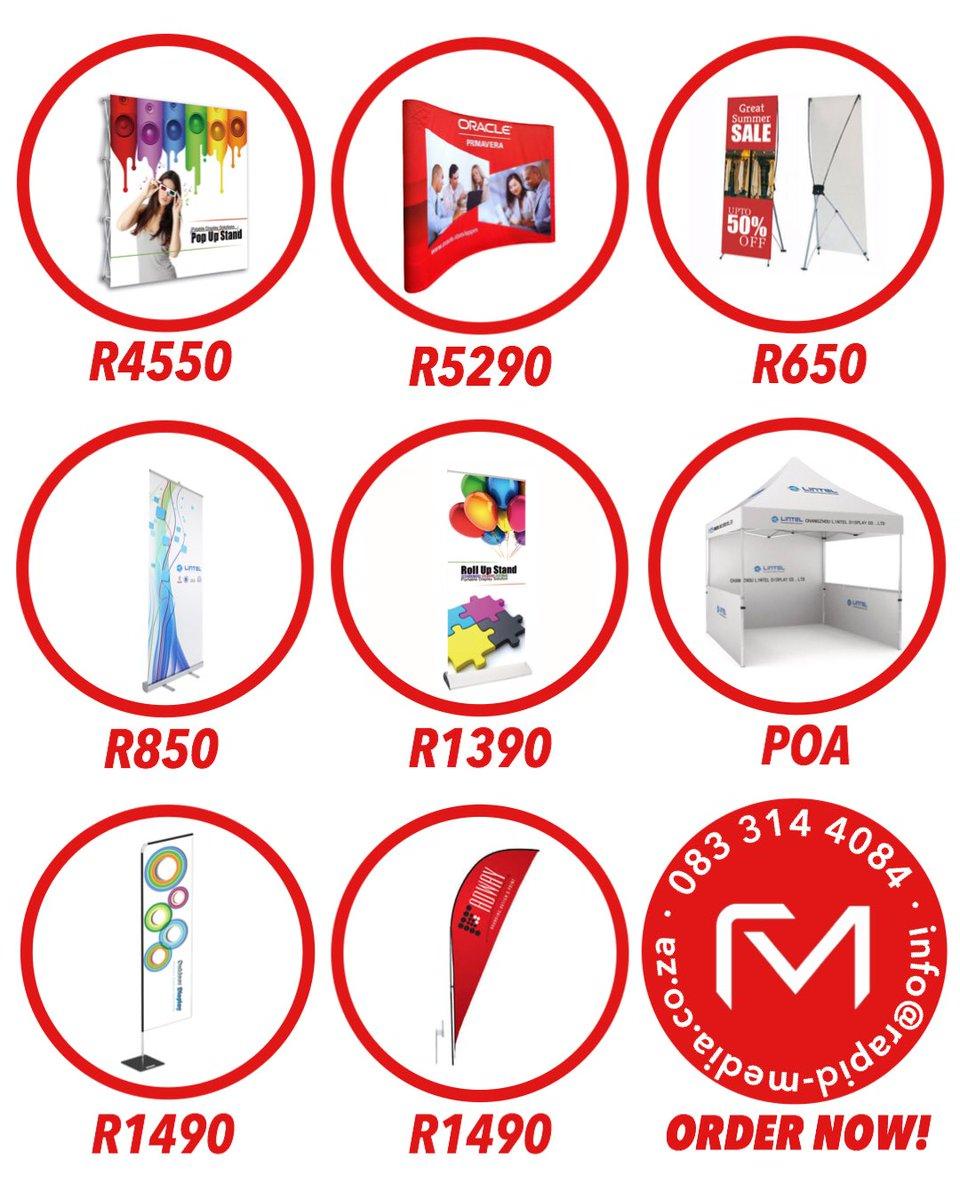 Call 0833144084  #rapidmedia #branding #brands #marketing #media #ads #banners #print #ballito #umhlanga #durban #capetown #jhb #southafrica<br>http://pic.twitter.com/LNirSn3oCt