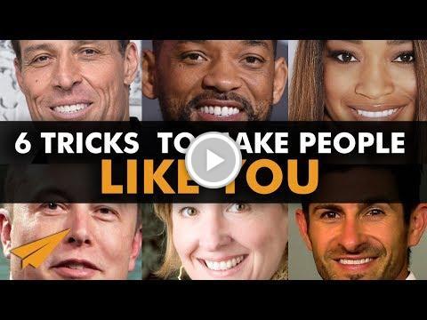 6 Psychological TRICKS to Make People LIKE You IMMEDIATELY  http:// vid.staged.com/y6Eu  &nbsp;   #TwitterTips #mktg<br>http://pic.twitter.com/ToEBJwtb4P