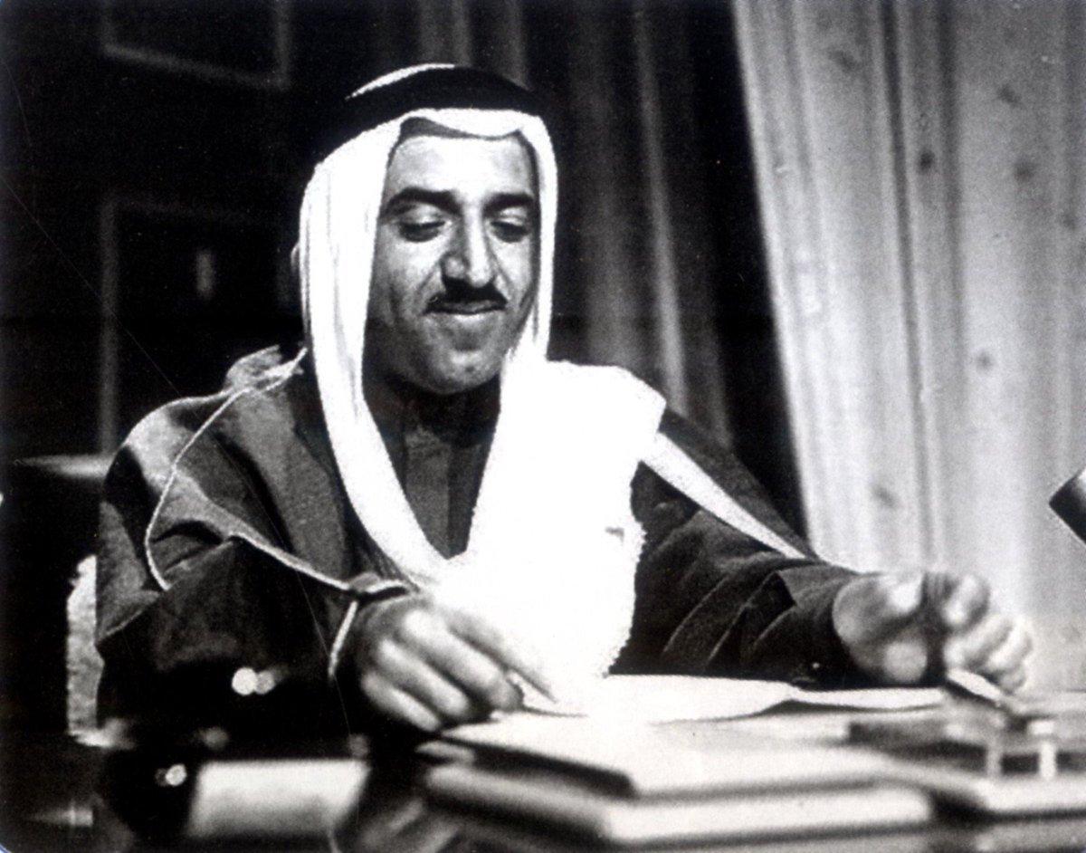 صورة / تاريخية لسمو الأمير حفظه الله ورع...