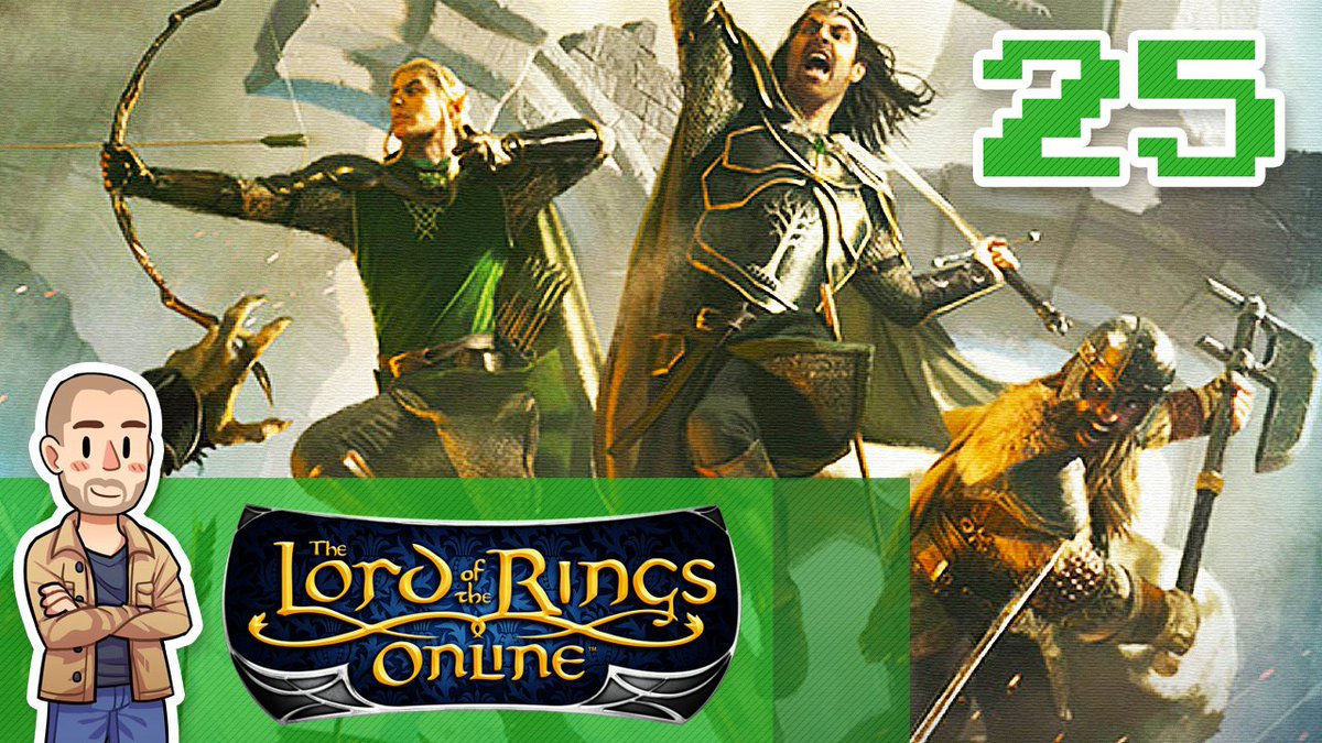 Lord of the Rings Online Gameplay Part 25 - Broken Alliance    https://www. youtube.com/watch?v=5Y4BgW xbvQY &nbsp; …    @lotrofamily @lotro #LOTRO @HyperRTs #mmorpg <br>http://pic.twitter.com/U0kGvBs0oD