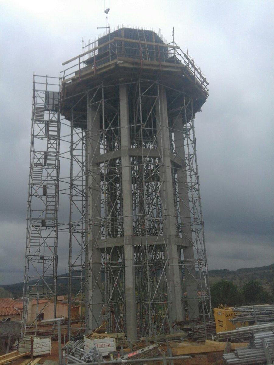 Nuestras obras para La Diputación de Zamora avanzan a buen ritmo. Nuestro objetivo es que la administración sea otro cliente satisfecho.