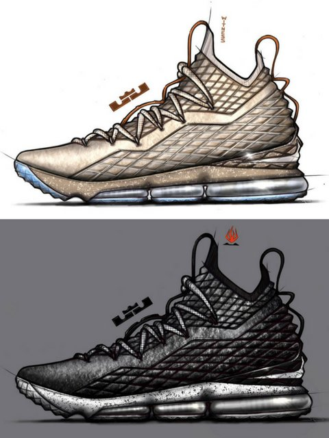 5e1373ed4032 lebron james nike open the 15 pop up shop to launch newest shoe
