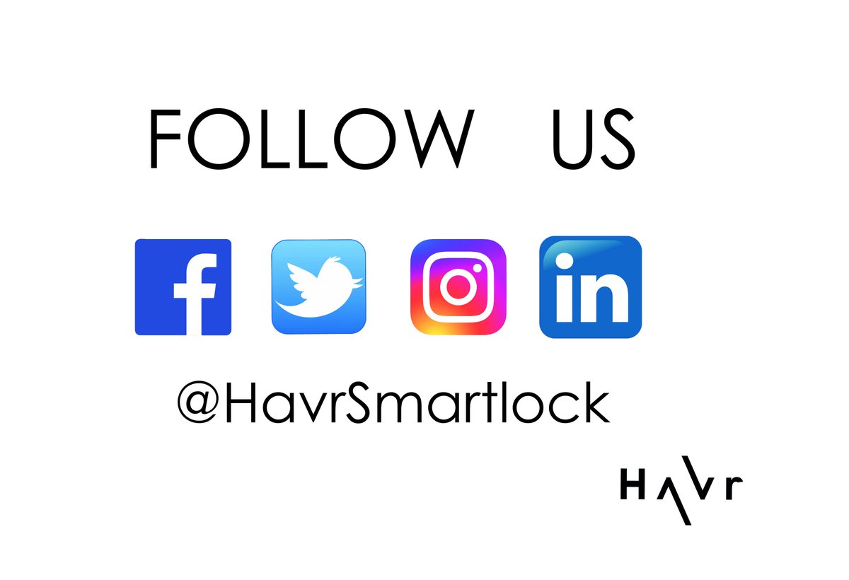 Havr On Twitter You Can Follow Us On Facebook Linkedin And