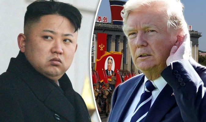 World War 3 fears as Kim Jong-Un's insiders arrange secret meetings with US experts to get dirt on Donald Trump   https://t.co/UgtgcBRVmu