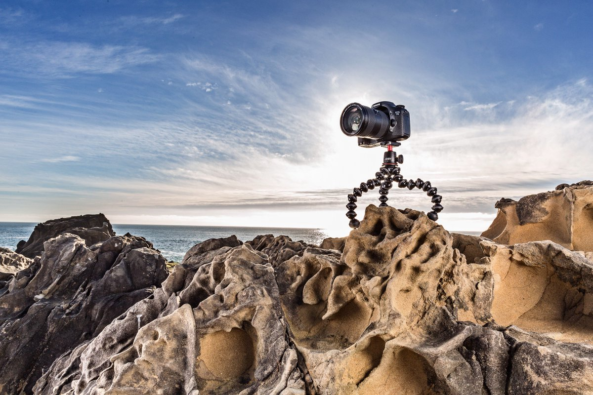 Joby Inc On Twitter Whether You Timelapse Long Exposure Video Gorilla Pod 3k Kit Or Vlog The New Gorillapod Can Support Your Camera With Ease