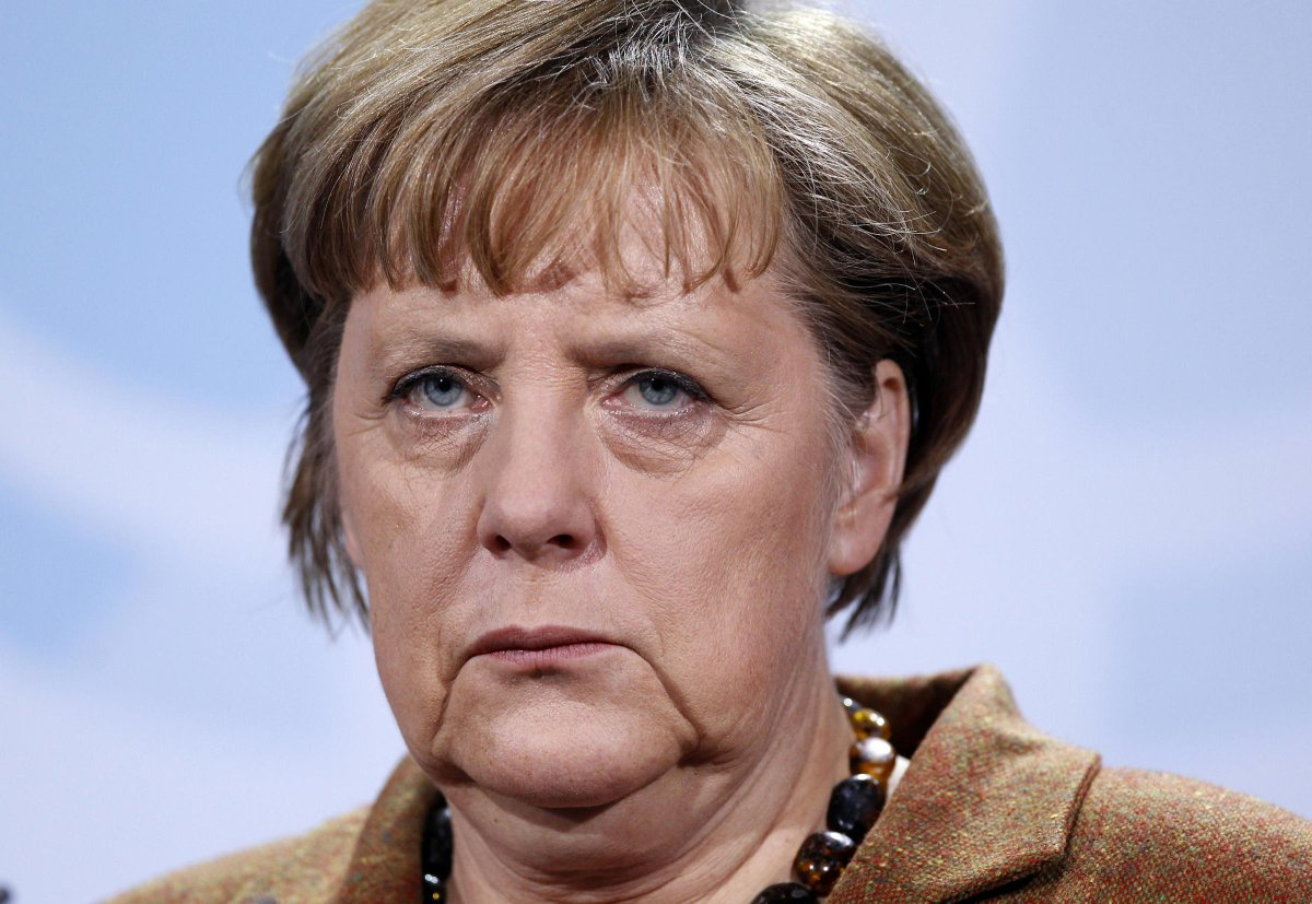 #Merkel: #Boris is blocking #Brexit by refusing to pay a larger bill. Angela, you&#39;ve had £500bn+ since 1973 Have you not squeezed us enough?<br>http://pic.twitter.com/Tc4ns99HSV