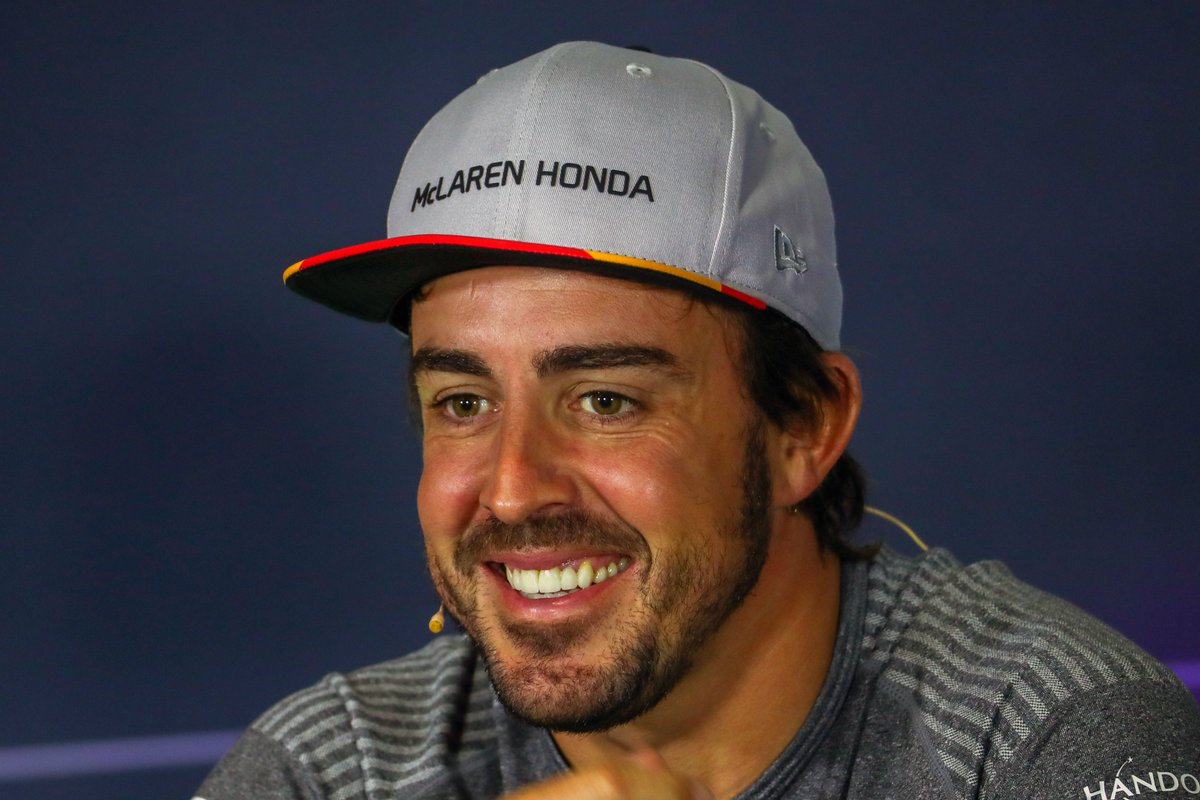 ⏰ #USGP press conference  @alo_oficial's gonna be there, make sure you...