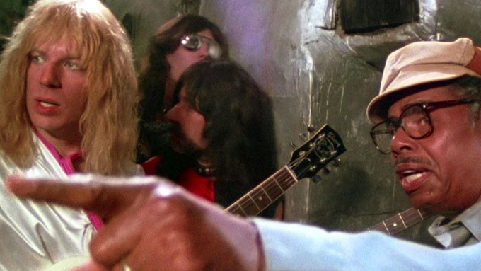 Happy birthday to David St. Hubbins (Michael McKean) of Spinal Tap fame!