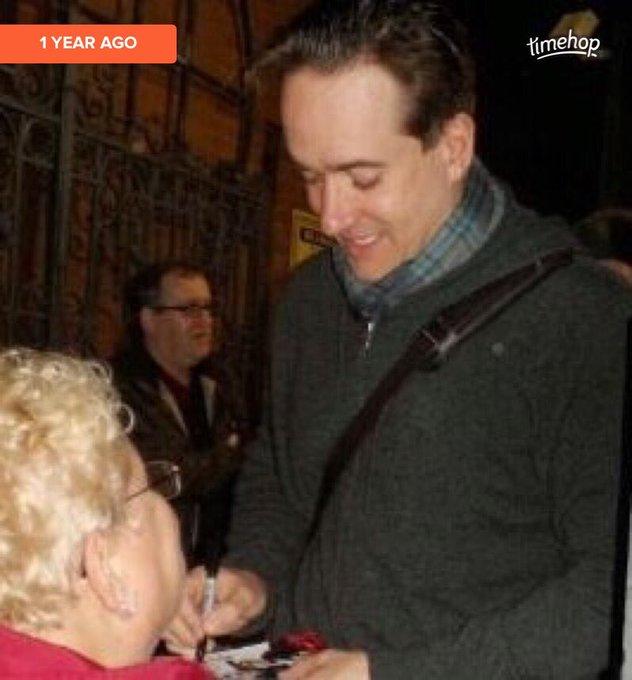 I ll never forget meeting you!  Happy Birthday dear Matthew MacFadyen!