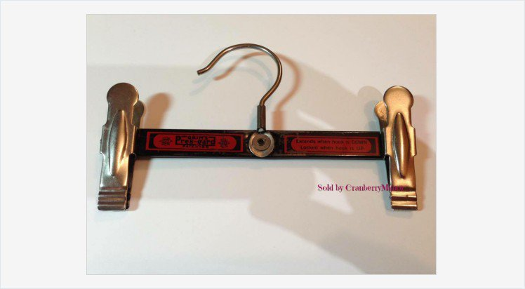 #Grim&#39;s Pres-gard Patented Extendable #Hanger #Vintage #MidCentury 1940s #Vanity #Accessory in Red   http:// cranberry-manor.com/grims-pres-gar d-patented-extendable-hanger-vintage-mid-century-1940s-vanity-accessory/ &nbsp; … <br>http://pic.twitter.com/uegaVWfjE1