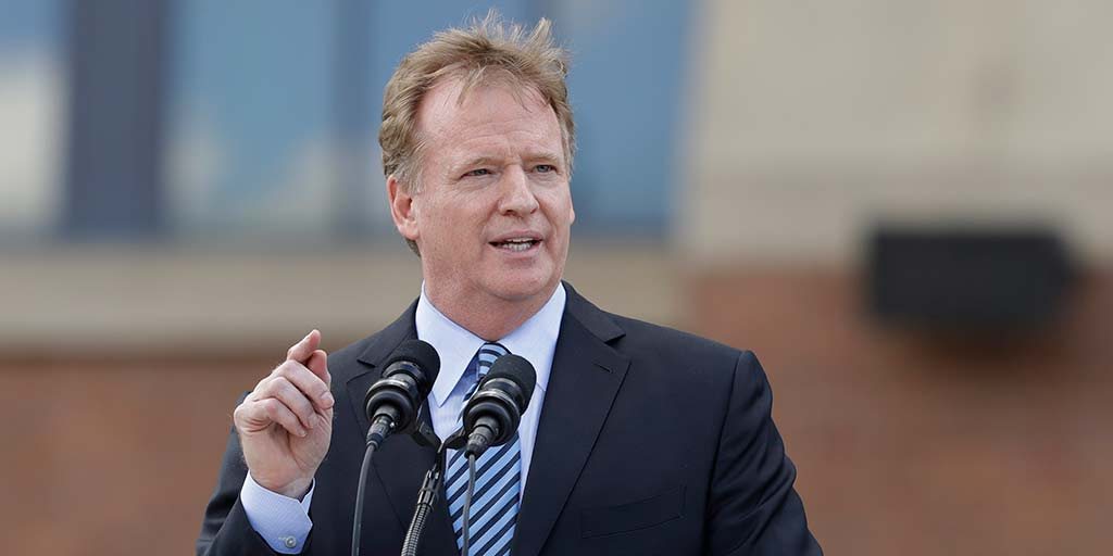 Roger Goodell: Today's meeting with players 'very productive and very...