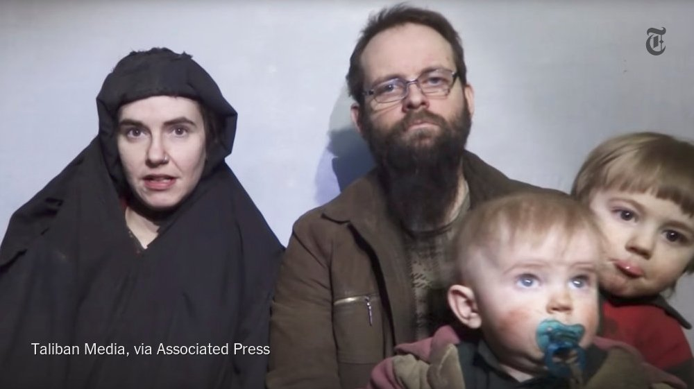 Navy's SEAL Team 6 was ready if Pakistan had failed to free a family held as hostages https://t.co/OafmpOoG16