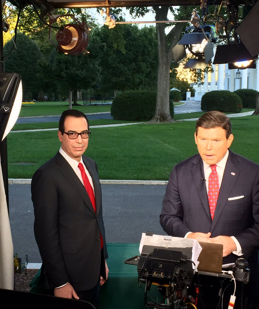 Thank you @BretBaier for hosting. Americans need a simple tax system t...