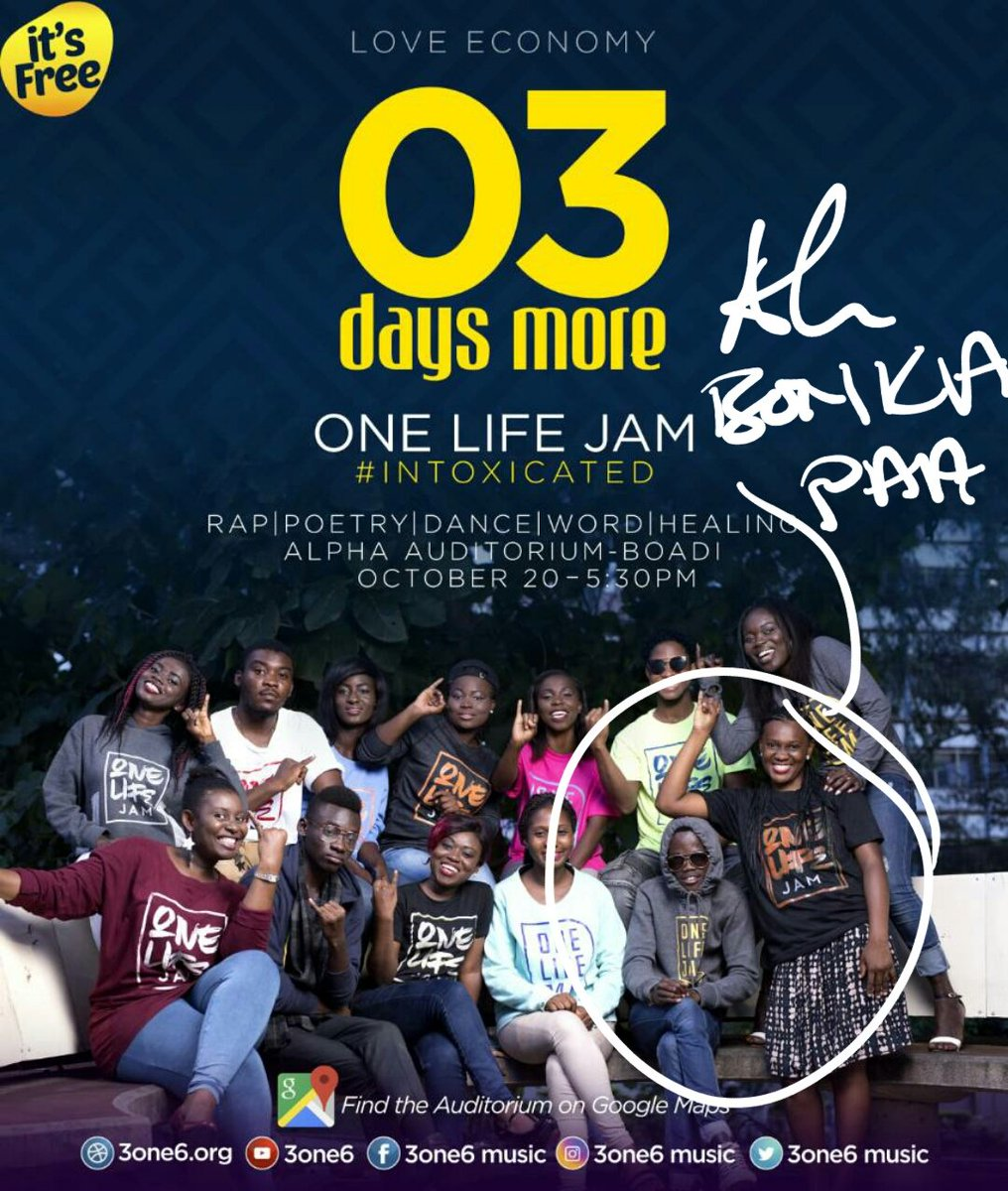 The #Onelifejam #Story PT2 ..she looked at a dp and saw a poster of the event. She wondered who had invited her since she didn&#39;t have... <br>http://pic.twitter.com/XXzr5H8z0N