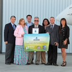 [PIC] Congratulations to Aeroplex/Aerolease Group for being Van Nuys Airport's first business to become L.A. Green Business Certified!