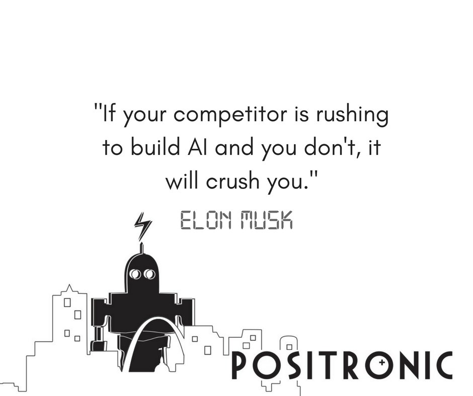 &quot;If your competitor is rushing to build #AI and you don&#39;t it will crush you.&quot; -@elonmusk #aisummit17 #artificialintelligence #businessstrategy #strategy #stampedecon<br>http://pic.twitter.com/HowTkMaSqA