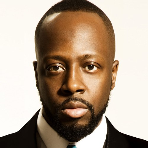 Happy birthday WYCLEF JEAN (of The Fugees)