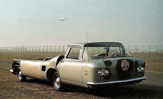 Custom #race #car #transporter; is it #Corvair based? #cool #quirky<br>http://pic.twitter.com/FlvxM72VAN