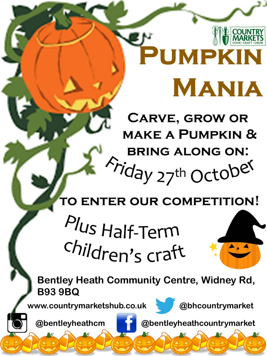 have u started thinking about what to do in #halfterm week with the #children #solihullhour? #free #Halloween #craft #justforfun #pumpkin<br>http://pic.twitter.com/CV5mWokZdV