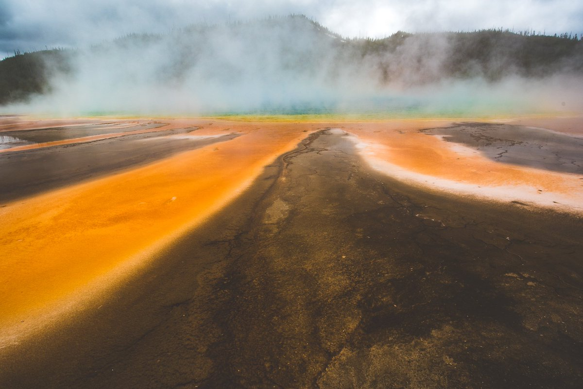 Yellowstone is (still) not about to blow up. Here's how our apocalypse fears got stirred https://t.co/JdPJawsEci
