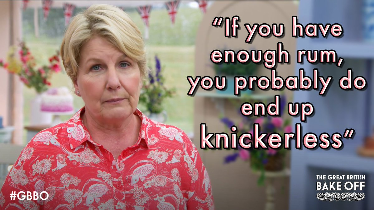 And the moral of the story is… #GBBO https://t.co/TThpFMAeXD
