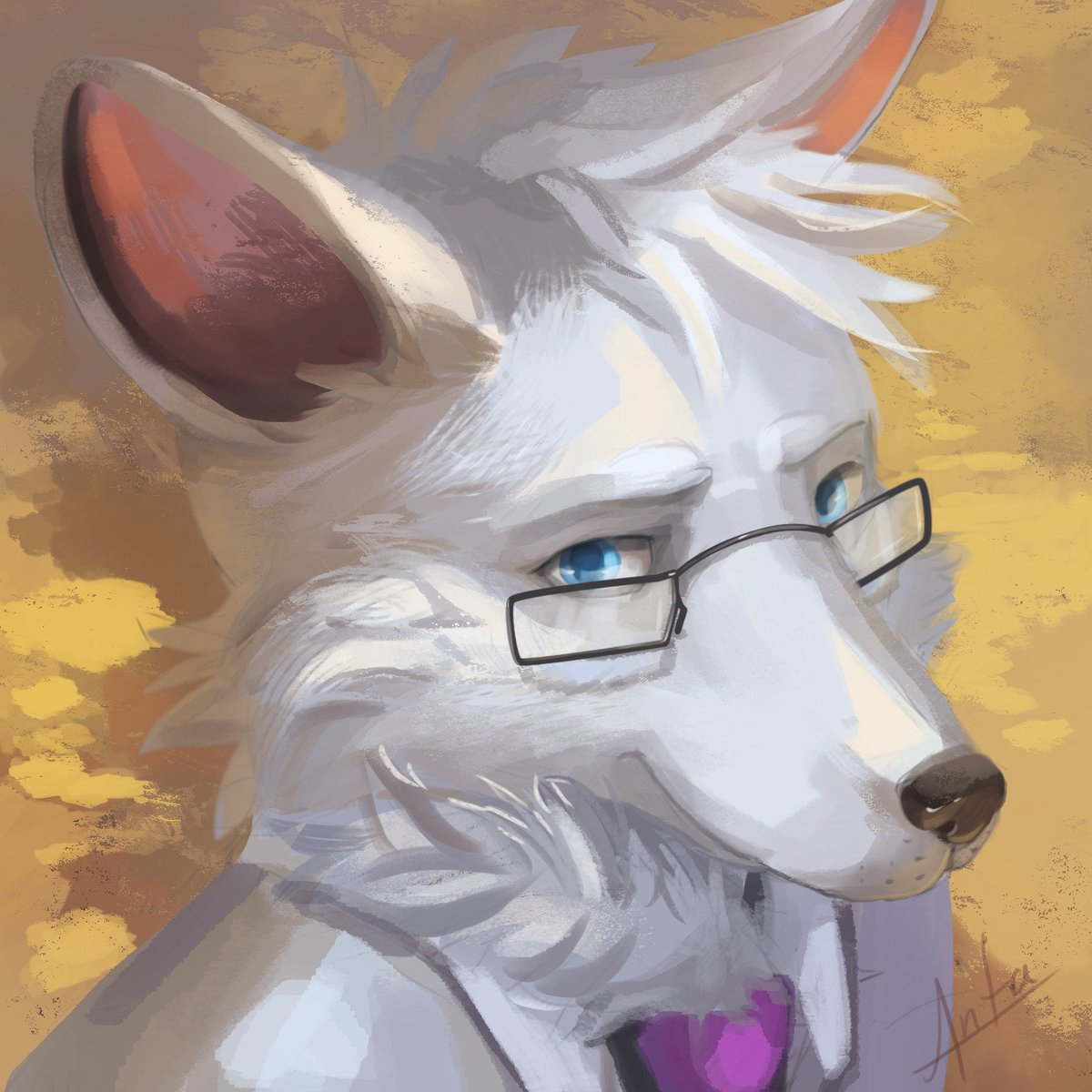 Adult furry art