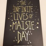 The Infinite Lives of Maisie Day will be published by @NosyCrow on the 5th April 2018. #MaisieDay #BoundProofs