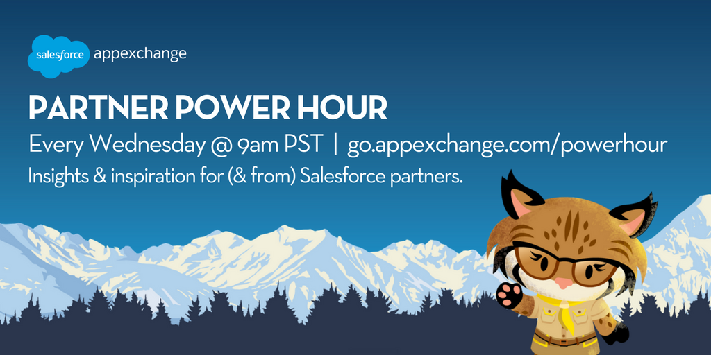 TOMORROW on Power Hour, @DocuSign @OwnBackup &amp; @Nintex Drawloop share their @Dreamforce tips for ISV #partners  http:// sforce.co/2gNTL1q  &nbsp;   #DF17<br>http://pic.twitter.com/F3ZdqMPK17