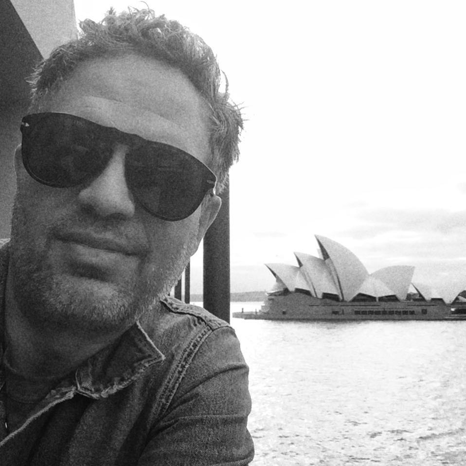Goodbye Sydney and the half a pistachio...