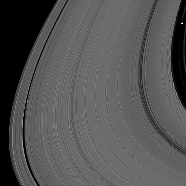 To keep Saturn's A ring contained, its moons stand united https://t.co/F7OP9EssmT https://t.co/QxU5fAM3TG