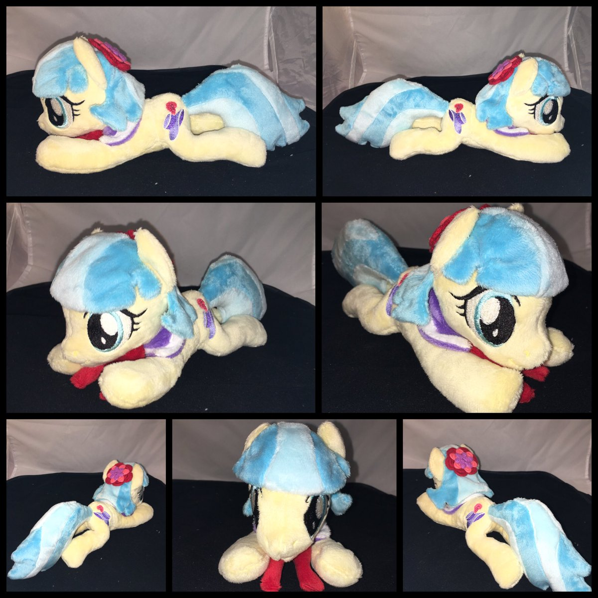 FOR SALE! Selling these two cuties! Asking $125 plus shipping each! #plushies #mlpfim #brony #poniesbyrubiowolf #forsale #mlp <br>http://pic.twitter.com/mqfy6jimcy