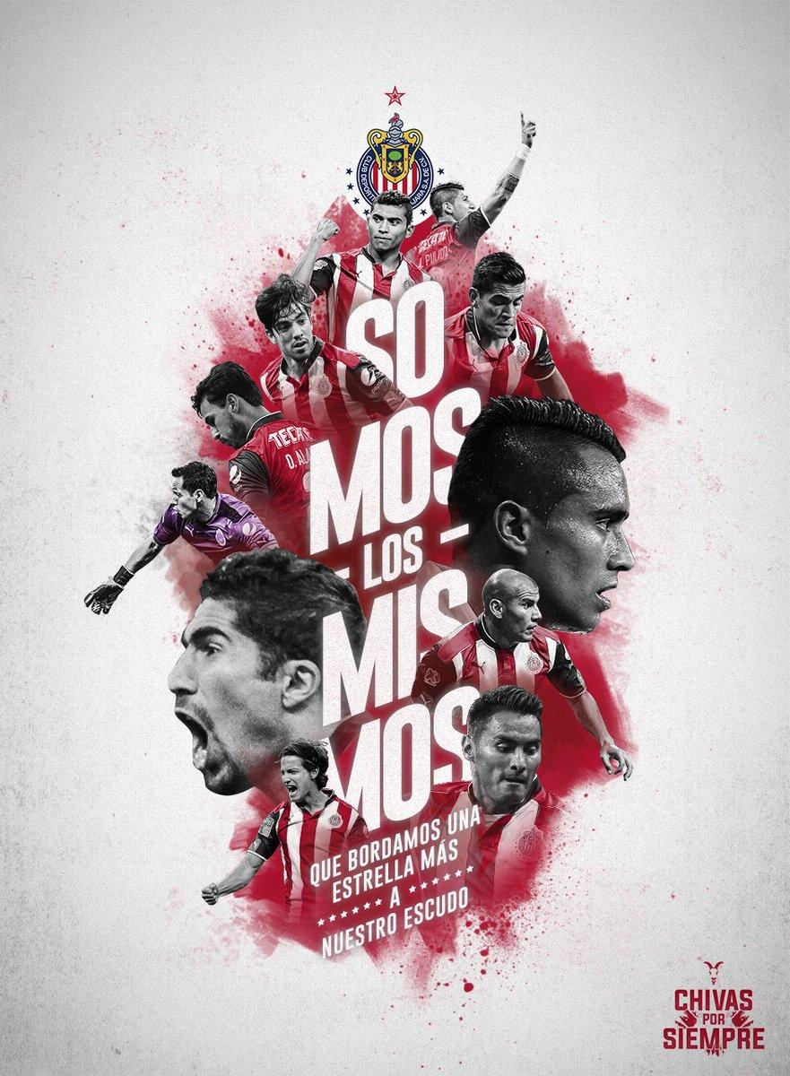 🇦🇹 En la 12 y por siempre... ¡SOMOS CHIVAS! 🇦🇹 https://t.co/H0dKXFl9BE