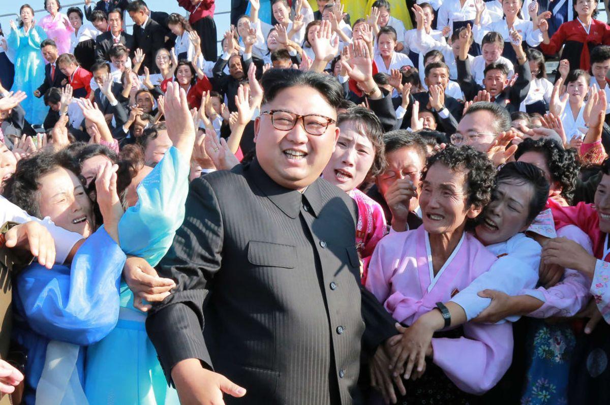 North Korea's Kim Jong Un is playing a much longer game than Donald Trump https://t.co/Af4KDOwszu