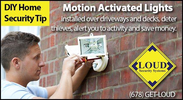 add monitored security to complete your homeu0027s protection call loud tipoftheday