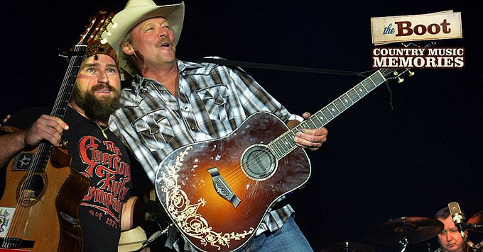 Happy birthday, Alan Jackson!