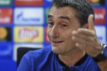 Barcelona encara o Olympiacos pelo Grupo D; Juventus recebe o Sporting https://t.co/TPZIKhhX1a