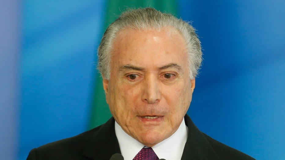 Em meio à crise com Maia, Temer faz ofensiva a deputados do PSB https://t.co/00EKbF4iul